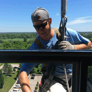 High-rise Window Cleaning